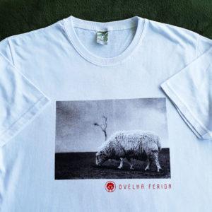 Camisa de malha Ovelha Ferida