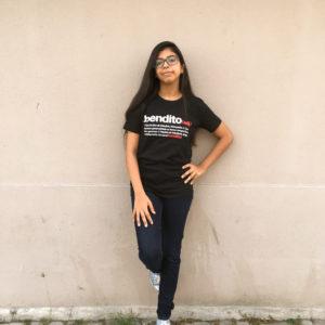 Camisa BENDITO Adj (feminina)