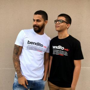 Camisa BENDITO Adj (masculina)