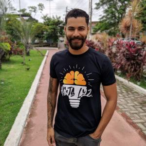 Camisa Haja Luz! (masculina)
